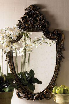 Gothic Wall Mirror.