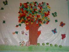 Mural de primavera.
