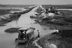 Sau cuộc chiến, nhiều người dân làng bị li tán đã trở về miền quê của mình, nơi hứng chịu sự tàn phá nặng nề của chiến tranh.1980
