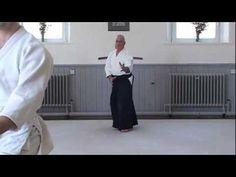 Aikido warm ups