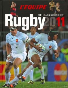 Rugby 2011 - L'Équipe - Recto