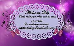 Eu recomendo Ateliê da Dry- Vila Souza, #Ipameri, #Goiás, #Brasil