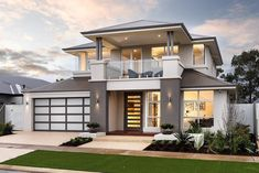 Breath-taking Two Storey House Inspiration with Interior Design - Pinoy House Plans Modern House Plans, Modern House Design, Home Modern, Modern Style Homes, Architecture Design, Amazing Architecture, Contemporary Architecture, Modern Architecture Homes, Contemporary Building