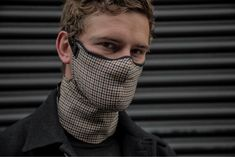 Biker Mask, Motorcycle Mask, Mouth Mask Fashion, Fashion Face Mask, Diy Masque, Full Face Mask, Face Masks, Bandana Styles, Full Face Helmets