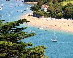 Salcombe, Devon UK. Want to live in Devon or Cornwall but find it hard to get down here to view properties? We can help you find your dream home! Check out our website: minervacompany.uk...