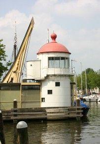 Vlaardingen / Lichthuis Hoge Licht IJmuiden