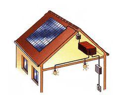 Energia solar fotovoltaica - Novas Dicas