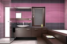 Colour walls example rose as wall color