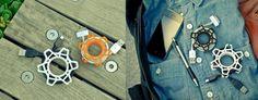 3D printed Gear wrap