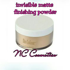 Nu Colour Finishing Powder new generation of loose powder. This unique formula helps to absorb excess oils and reduces shine on your face, ensuring a soft flawless finish without adding color. This ultra sheer powder is suitable for all skin types and tones and is available in one color-- Invisibly Matte. Message me for details xx #nuskin #nccosmetics One Color, Colour, Finishing Powder, Loose Powder, It Is Finished, Messages, Cosmetics, Unique, Face