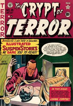 The Crypt of Terror 18