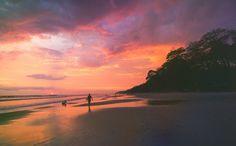 Costa Rican parhaat rannat