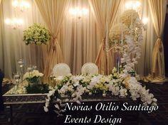 Novias Otilio Santiago  Luxury weddding