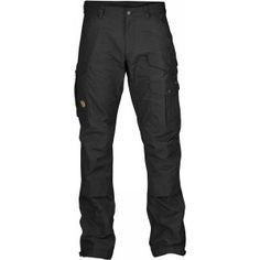Fjallraven Vidda Pro Trousers - Black