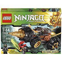 "LEGO Ninjago Cole's Earth Driller (70502) - LEGO - Toys ""R"" Us"