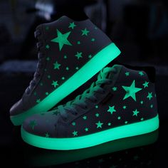 "Korean luminous stars shoes Cute Kawaii Harajuku Fashion Clothing & Accessories Website. Sponsorship Review & Affiliate Program opening beautiful cool luminous shoes come on use this coupon code ""pinscute"" to get all 10% off shop now for lowest price."