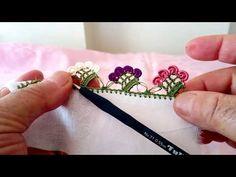 A friendly and gentle oyam& - TIĞ VE İĞNE oyaSI örnekleri # . A friendly and gentle oyam Crochet Blanket Patterns, Baby Knitting Patterns, Crochet Stitches, Sewing Patterns, Saree Tassels Designs, Saree Kuchu Designs, Knitting Websites, Knitting Blogs, Knitting Tutorials