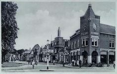 Hoofdstraat Emmen (jaartal: 1950 tot 1960) - Foto's SERC