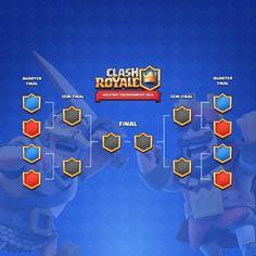 Torneo live di Clash Royale (16/04)