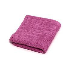 Wilko Face Cloth Hot Pink x 2