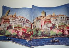 Set of  2 Pillow for Home Decor.Turkish Hand by BOHEMIANPILLOW, $135.00