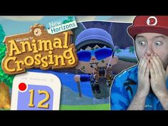 Animal Crossing: New Horizons - YouTube Nintendo Ds, Nintendo Switch, Animal Crossing, Baseball Cards, Cool Stuff, Youtube, Animals, Hunting, Animales