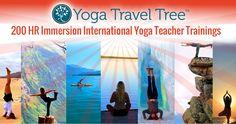 Yoga Travel Tree provides popular yoga teacher training programs around the world. Find the best yoga teacher training for you today! http://www.yogatraveltree.com/teacher-trainings/