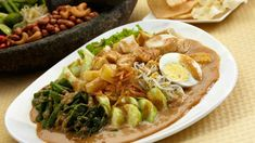 How To Make Gado-Gado | Cara Membuat Gado-Gado