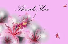 Thank you u with pink butterfly hd wallpaper pics image Thank You Email, Thank You Wishes, Thank You Quotes, Thank You Cards, Thank You Wallpaper, Heart Wallpaper, Hd Wallpaper, Wallpapers, Pictures Images