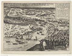 Mislukte aanslag op Antwerpen, 1605