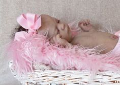 *A Romie Baby*Full Bodied solid SILICONE doll*sculpted & reborn by Romie Strydom