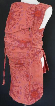 Didymos LE Stella Adventus Podaegi with hood Ocah Hand Made Baby Carriers Ocah.typepad.com
