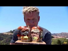 Gordon Ramsay Swears Butter Is The Secret To The Most Amazing Burger