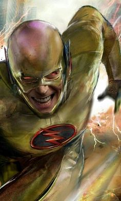 Reverse Flash Serie WB Poster Wallpers http://shink.in/TqbJG Movie Posters…