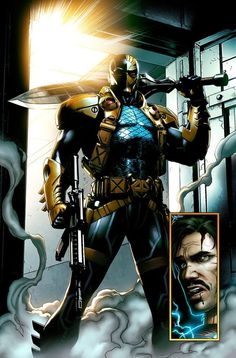Deathstroke screenshots, images and pictures - Comic Vine