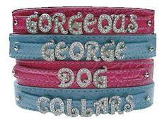 <3 dog collar <3
