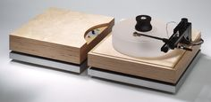 Nordic Concept turntable