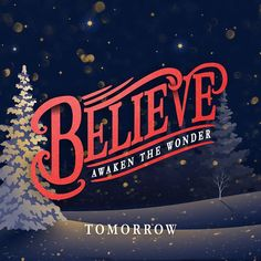 The season is here! Join us starting tomorrow as we slow down & begin to truly believe in the gift of Christmas. #CPBelieve by crosspoint_tv