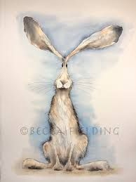 becca fielding - Google Search History Of Illustration, Fantasy Illustration, Illustration Animals, Illustrations, Watercolor Pictures, Watercolor Animals, Sketch Markers, Art Impressions, Wonderful Picture