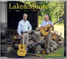 """Acoustic NC duo performs Americana favorites on debut CD, """"Days to Remember."""" #countrystore"""