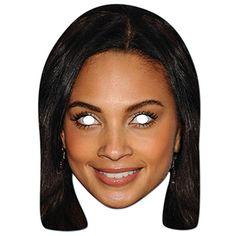 Alesha Dixon Face Mask – Modo Creations