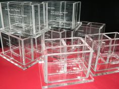 POLARIS Laser Cutting dan CNC Surabaya: kotak tissu akrilik surabaya