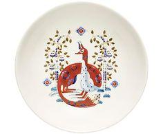 Глубокая тарелка Taika - фарфор, Ø22 см