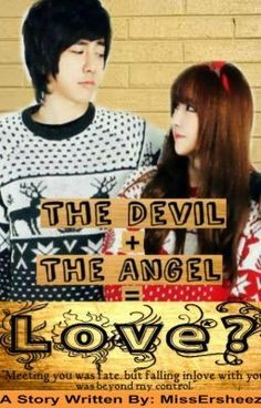 The Devil + The Angel = Love? - Important Note Devil, Author, Angel, Note, Writers, Demons, Angels