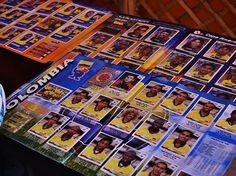 Colombia en Francia 1998, último mundial que fue hasta Brasil 2014 / #sports #soccer #fútbol #colección #soccerfan #Bogota #SeleccionColombia