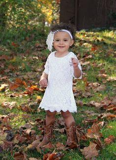 3f45da7755c9 8 Best Flower girl dresses images