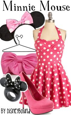 Disney Bound - Minnie Mouse