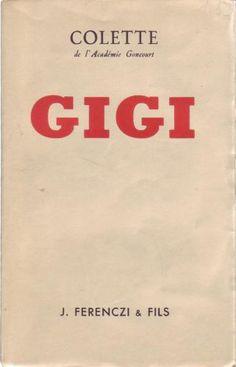 #nouvelle : Gigi - Colette