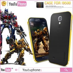 Find More Phone Bags & Cases Information about hot sale ! SPG case for samsung i9500 mobile phone shell sets Hornet border protection cover for galaxy s4 i9500 housing plastic,High Quality Phone Bags & Cases from Youtuphones Team on Aliexpress.com