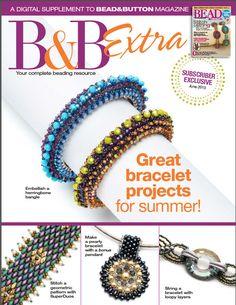 June 2013 B&B Extra | BeadandButton.com